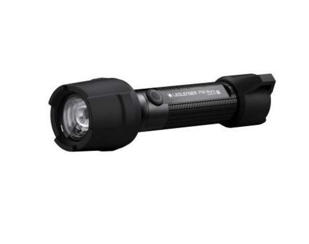 Led Lenser P5R Work RechargableTorch 480 Lumens image 0